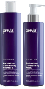 Previa haarproducten anti yellow